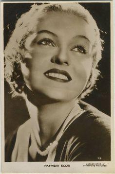 Image result for patricia ellis 1932