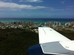 Flying to Vieques fr