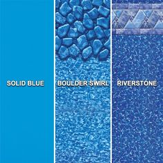 1000 Ideas About Pool Liner Replacement On Pinterest