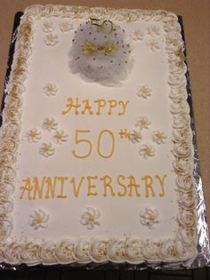 1000 Images About 50th Cake Ideas On Pinterest Sheet