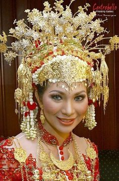 1000 Images About Traditional Indonesian Jewelry Amp Hair