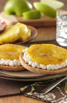 Best Thomas Honey Wheat English Muffins Recipe on Pinterest