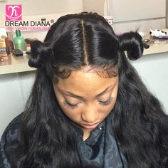LACE CLOSURE PREP Bleaching Knots Amp Tinting Lace