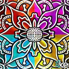1000 Images About Radial Design On Pinterest Mandalas
