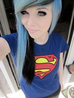 hair on pinterest emo scene hair dyed hair and emo