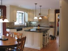 Kitchen Craft Lexington Maple Cabinets Chamomile Lacquer