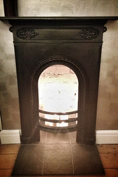1000 Images About Restoring Cast Iron Fireplace On