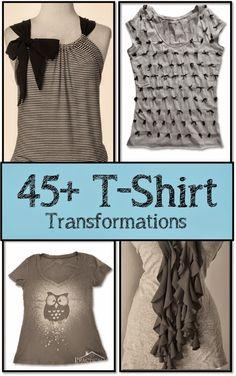 Let It Shine: 45+ T-