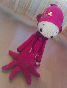 Oleg the octopus mad