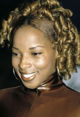 Image result for mary j blige in the 90