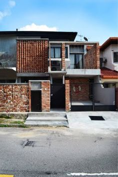 1000 Images About Residential Facade On Pinterest