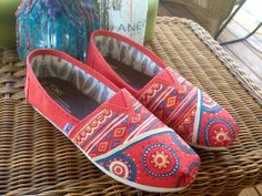 Hand painted tribal