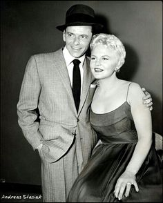 Image result for peggy lee and frank sinatra