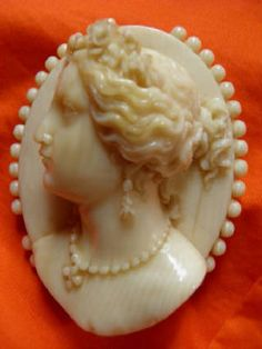 1000 Images About CAMEO Art On Pinterest Brooches