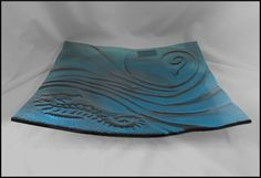 1000 Images About Ocean Waves And Sealife Fused Glass On