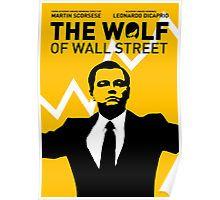 the wolf of wall street minimalist poster stuff dreams on wolf of wall street id=93695