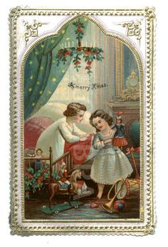 1000 Images About 1800s Christmas On Pinterest