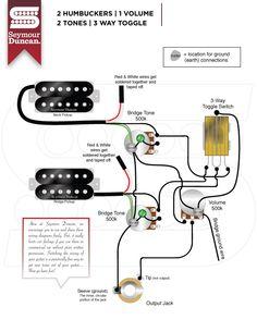Wiring an import 5 way switch | Instrument | Pinterest