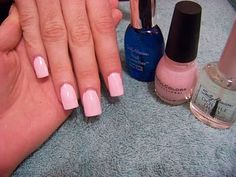 How To Shape Round Acrylic Nails You Nail Tutorials Best Rounded Ideas