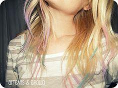 1000 images about chalk hair dye on pinterest hair chalk soft hair and dye hair