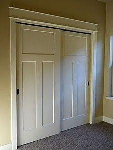Custom Wood Interior Doors Craftsman Style Custom