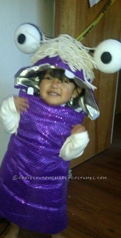 diy boo from monster inc costume see best ideas about monsters sc 1 st diydryorg