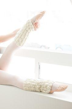 Chunky Knit Leg Warm