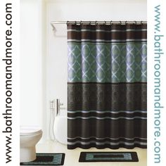 1000 Images About Bathroom Redecorating On Pinterest Brown Bathroom Shower Curtains And