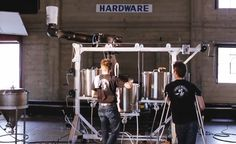 Dirty Robot Brew Wor...