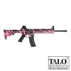 Pink AR 1522 Why yes my boyfriend did bring this home to me today!! :)