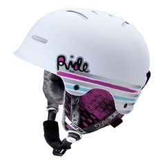 Ride Vogue Snowboard Helmet White Womens