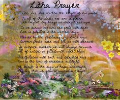 A Litha Prayer