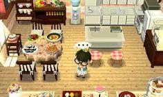 Room inspiration: kawaii sloppy | Animal Crossing ... on Animal Crossing Kitchen Counter  id=96279