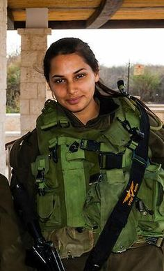 1000+ images about IDF woman on Pinterest | Idf women ...