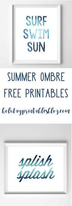 Summer Art | Free Pr