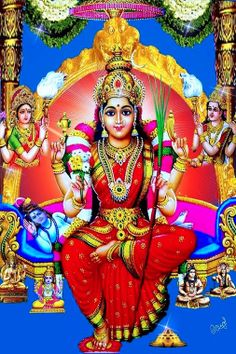Image result for bhuvaneshwari god