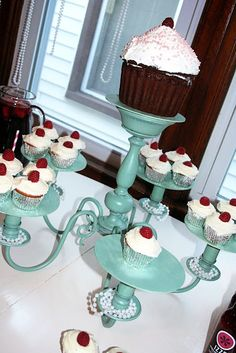 Chandelier Cupcake Stand Trash To Treasure Stands Chandeliers And Craft
