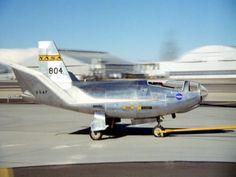 NASA X-Planes | ... SMV unpovered experimental prototype ...