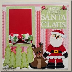 1000 Images About Cricut Christmas Layout Ideas On