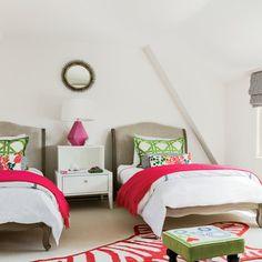 A children's bedroom