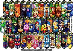 1000 Images About Super Smash Brosmario Bros On