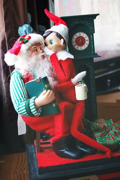 1000 Images About Christmas Elf On The Shelf On Pinterest Elf On The Shelf Elves And The Elf