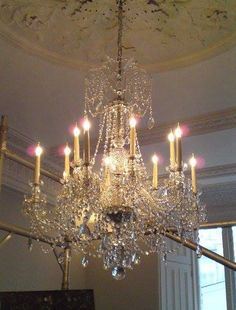 Chandelier Restoration And Cleaning King S Services Ltd Have Completed A London Clean