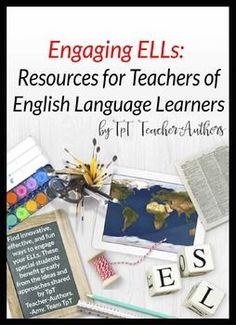 1000+ images about ELL resources on Pinterest | Ell ...