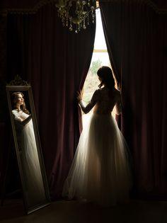 """Bridal Portrait"" by"
