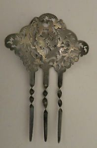 1000 images about antique hair pins and bs on pinterest hair bs antique silver and