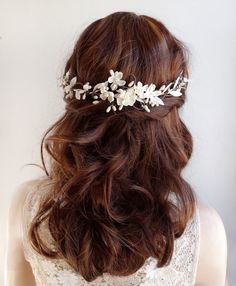 1000 ideas about bridal hair flowers on pinterest bridal hair accessories bridal hair clips