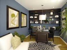 interior paint ideas and inspiration paint colors on color ideas for home office id=66477