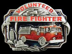 1000+ images about FIREMEN FIREMAN BELT BUCKLE on ...