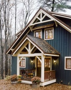 cottage on rustic cabin paint colors id=40662